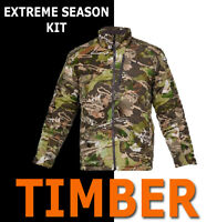 "MEN'S UNDER ARMOUR UA TIMBER JACKET ""EXTREME SEASON"" FOREST CAMO 1316732-999"