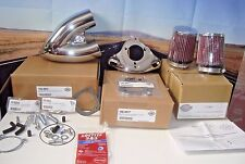 S&S Cycle 170-0085 Tuned Induction Kit, Single Bore EFI Fits Harley 1984-2017 O1