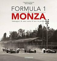 """New Sealed"" Formula 1 & Monza A Race In Pictures New Book F1"
