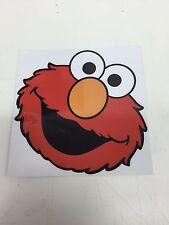 Elmo - sesame street - self-adhesive gloss vinyl decal sticker