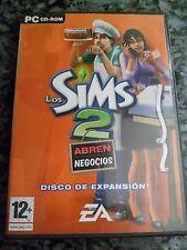 Los Sims 2 Abren Negocios PC juego completo y totalmente en castellano