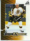 Jason Allison 1997-98 Pinnacle '97 Zenith Dare to Tear 5x7 Boston Bruins #Z28