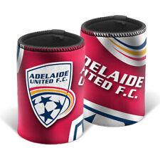 ADELAIDE UNITED FC A-LEAGUE SOCCER NEOPRENE CAN COOLER STUBBY HOLDER