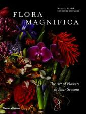 Flora Magnifica: The Art of Flowers in Four Seasons - Hardcover