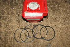 HONDA GENUINE XR75 C70 CT70 PISTON RINGS 1.00 O/S 13051-116-000  NOS
