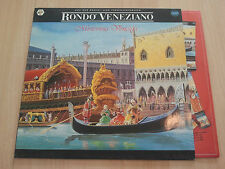 Rondo Veneziano Misteriosa Venezia OIS Album LP Vinyl