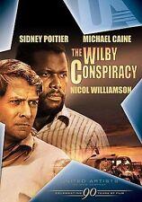 The Wilby Conspiracy DVD, Rijk de Gooyer, Michael Caine, Nicol Williamson, Prune