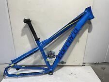 Carrera Vengeance Frame 27.5 Wheel 14inch Frame Alloy Blue