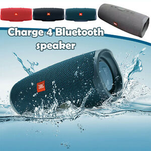 NEW JBL Charge 4 Portable Bluetooth Speaker Waterproof - Rechargeable