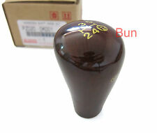 GENUINE WOODEN GEAR KNOB TOYOTA HILUX MK 4 5 6 CAMRY MANUAL 1998-2015 WOOD 99 01