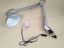 MACCHINA da cucire Industriale Lavoro Lampada Luce Illuminazione-Colore Bianco