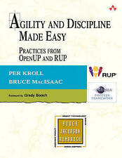 Agility and Discipline Made Easy: Practices from OpenUP and RUP by Per Kroll