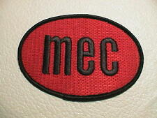 MEC GUN POWDER CARTRIDGE SHOTGUN SHELL AMMUNITION BULLETS HUNTING PATCH NEW