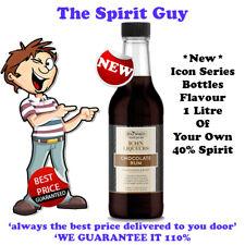 * New * Chocolate Rum Icon Premix Liqueur Essence @ $12.99 ea By Still Spirits