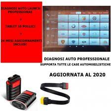 Diagnosi Auto LAUNCH X431 Pro VERSIONE FULL con 2 anni di aggiornamenti gratuiti