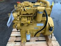 CATERPILLAR 3054T - PERKINS 1104T  - DIESEL ENGINE FOR SALE - BRAND NEW SURPLUS!
