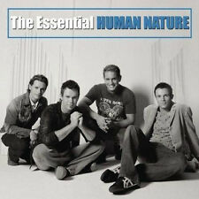 HUMAN NATURE (ESSENTIAL - GREATEST HITS 2CD SET SEALED + FREE POST)