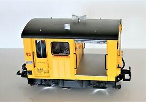 LGB 27410 RhB-Schienentraktor Tm 2/2 Nr. 92, Decoder on Board