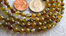 108 Agate Dragon Vein Hand Knotted Chakra Mala Prayer Beads Necklace - Energized