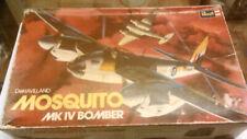 RARE Revell 1/32 Scale DeHavilland Mosquito MK 1v Bomber