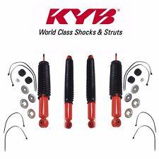KYB 4 Monomax Super Duty Shocks Sierra Silverado 1500HD 2500 2500HD 3500 00 - 10