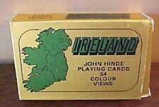 Jeu de cartes Ireland - John Hinde Playing Cards - 54 colours views - Irlande