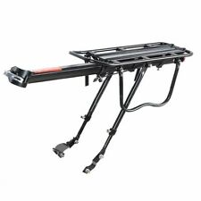 Bicycle Mountain Bike Rear Rack Seat Post Mount Pannier Luggage Carrier Up 50KG