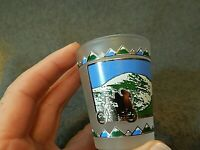 Shot Glass, I Survived Mt. Washington, Motorcycle