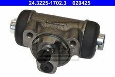 ATE Radbremszylinder 24.3225-1702.3 25,4mm hinten Grauguß für OPEL CAMPO Sport 1