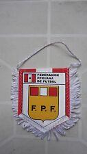 FANION FEDERACION PERUANA DE FUTBOL FEDERATION PERUVIENNE FOOTBALL TRES BON ETAT