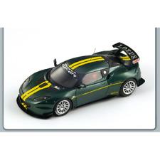 LOTUS EVORA TYPE 124 CUP 2010 1:43 Spark Model Auto Competizione Spark Model