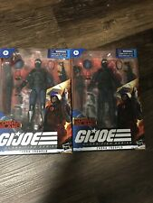 "GI JOE Classified Series Cobra Trooper 6"" Target Exclusive!! IN HAND LOT OF 2!!!"