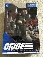 "Hasbro GI Joe Classified Series Cobra in Hand Zartan 6"" Action Figure"