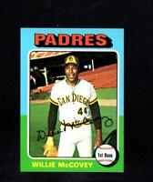 1975 Topps # 450 Willie McCovey NM-MT