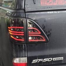 Smoke Led Tail Lamp Light Rear Taillights For Mazda Bt50 Bt-50 Pro Ute 2012-2015