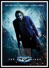 The Dark Knight 8 Poster Greatest Movies Vintage & Classic Cinema