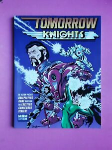 TOMORROW KNIGHTS ROLEPLAYING GAME RPG