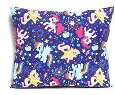 My Little Pony Toddler Pillow on Purple 100%Cotton MLP12-1 New Handmade