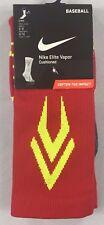 Men's and Women's Unisex Nike Elite Vapor Cushioned Baseball Socks