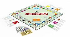 Monopoly Modern Manufacture Board & Traditional Games