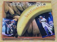 "DEEP PURPLE  Ultra-Rare Korean Double CD ""BASELNANAS"" (LIVE'03)  SUPERB ITEM !!!"