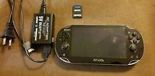 Sony PlayStation PS Vita OLED Bundle w/ Black Ops 16GB SD Card (PCH-1001)