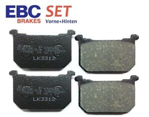 EBC Bremsbeläge SET Vorne + Hinten Kawasaki Z 750 E1 80