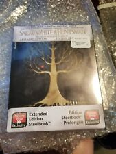 SNOW WHITE AND THE HUNTSMAN STEELBOOK [NEW/Blu-ray+DVD+DC] *** READ ***