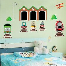 Thomas The Tank Engine Train Removable Wall Art Sticker Decal Vinyl Kids Nursery