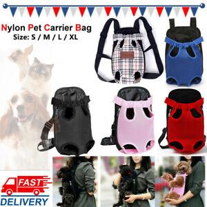 Pet Dog Cat Puppy Carrier Comfort Tote Shoulder Travel Bag Sling Backpack Pouch