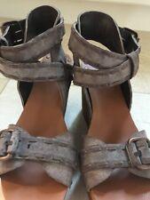 Joe's  Jeans Company Wood Women's Size 9 Wedge!!! New!!!- Leather