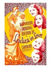 Ladies in Love  Loretta Young, Tyrone Powers  1936