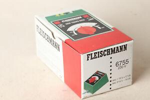 Fleischmann 6755 Empty Box For Msf-Regel-Transformator (188597)