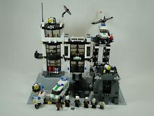 Lego City 7237 Polizeistation Police Station mit Light Up Figur komplett
